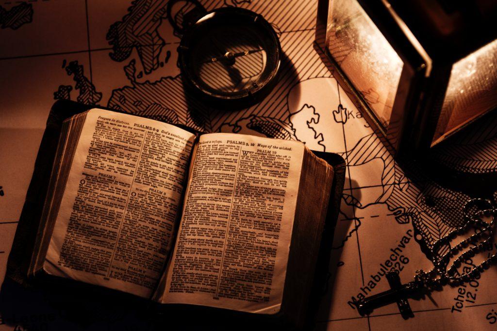 Stewardship, Bible
